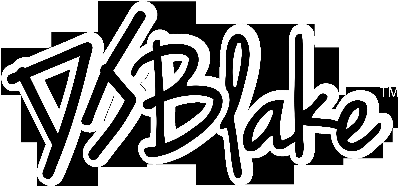 DJ Blake Logo